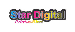 Star Digital Print-N-Bind
